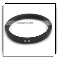 58mm-52mm Step Down Filter Adapter Ring