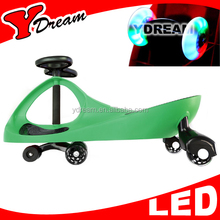 Special For Supermarket Adult The plasma car With LED Wheels With OEM Factory