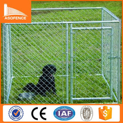 2015 hot sale high quality double dog kennel (ISO9001)