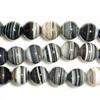 Wholesale semi precious stone beads natural round madagascar agate beads
