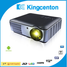 3000 lumens 1280*800pixels 720p used multimedia projector support 3d