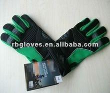 Sport Green Riding Gloves