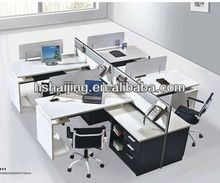 Office workstation of red apple office furniture