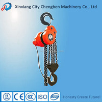 Safe and reliable traveling 0.5 ton electric chain hoist