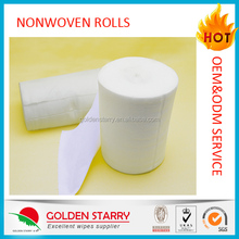 Spunlace nonwoven for baby wipe GSLNR001