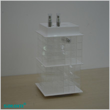 wholesale for hot design great makeup organizer wifes gift cosmetic display lipstick case