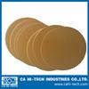 Aluminum Oxide 4'' Gold Sanding Disc
