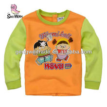 Fashional Kids Tshirt with Cartoon Design