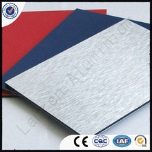 Cheap Price High Quality Mirror and Brushed Aluminium Plastic Composite Panel