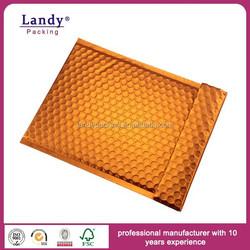 Orange Metallic Bubble Bag Guangzhou