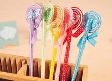 Children's gift Sweet lollipop shape pen