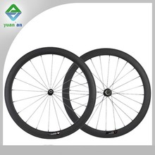 china new products carbon bicycle road 700c carbon fiber bike wheels carbon chinese carbon bike wheel