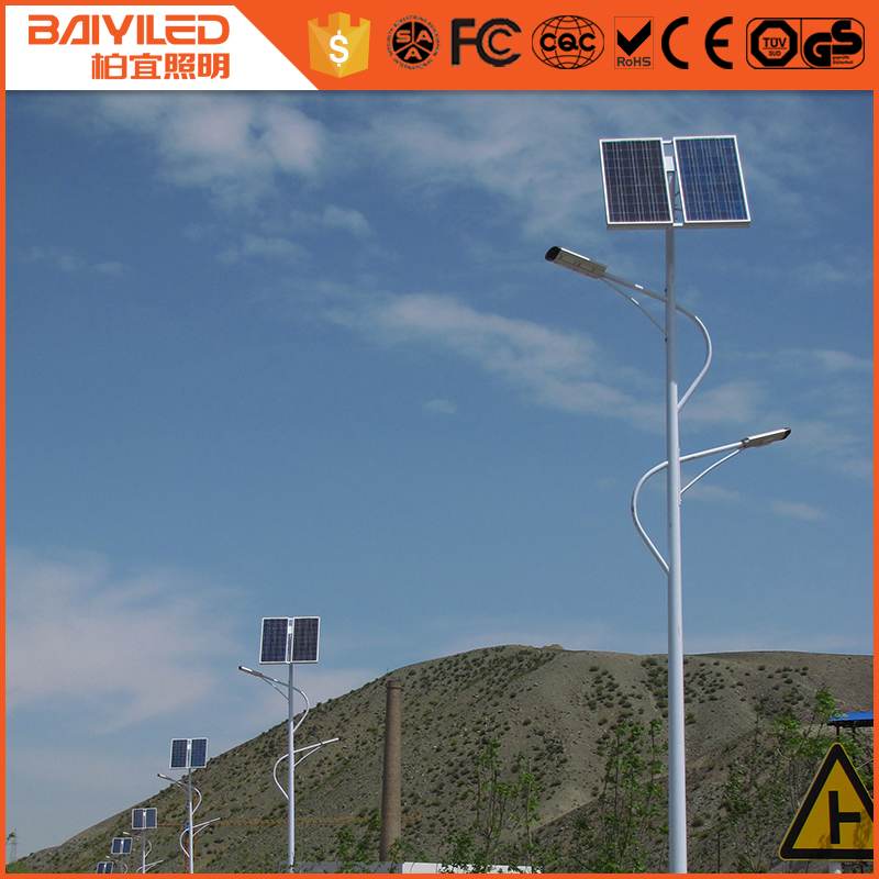 Smd 5050 módulo de inyección de luz llevó la luz de calle solar