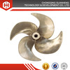 China Professional 4 Blade Boat Small Propeller