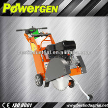 Top Quality!!!Construction Road Machinery Loncin Engine Concrete Cutter Walk Behind Concrete Saw