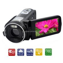 SD/SD HC/MMC Card Built-in microphone and speaker 5MP COMS Sensor,Max.20MP digital sports video camera