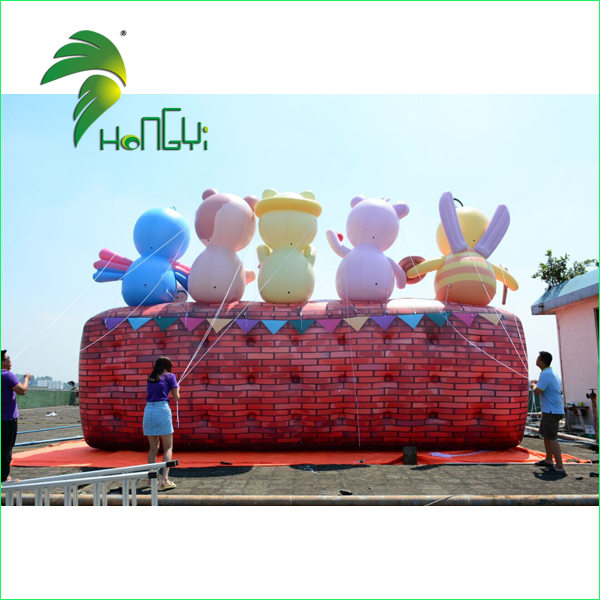 inflatable model  (4)