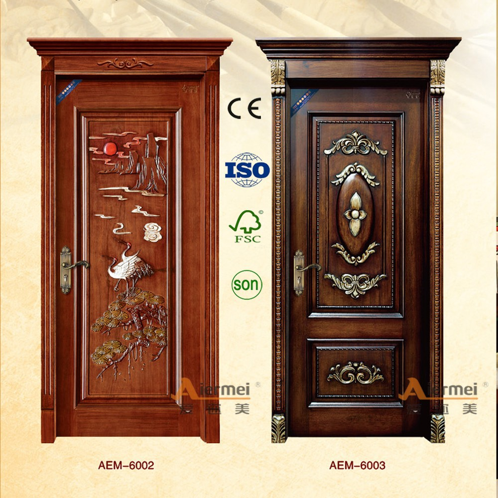 Teak Wood Main Door Designs For Indian Home Solid Wood Entry Door View Solid