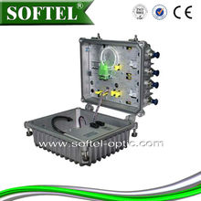 fast delivery SR814B SNMP catv fiber optic node