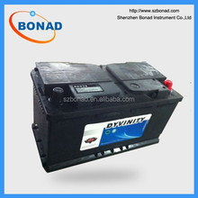 JIS Standard all brands of car battery dry charged car battery 2 seater battery car