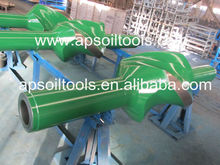 OEM forged customized API standard AISI 4145H MOD integral straight blade /oil drilling stabilizer on selling