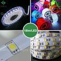 En el 2014 nuevos 5 medidor 60 LED/ medidor a prueba de agua IP65 5400 lumen Blanco y bandas LED SYZM305