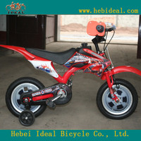 top good quanlity kids motor bikes 12 inch motor bike model / children bicycle / bicicleta / baby bycicle