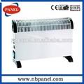 2000w convcector calentador 3 con ajuste de calor