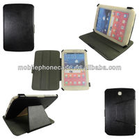 Alibaba China Popular Heated PU Leather Tablet Case for Android PC for note 8