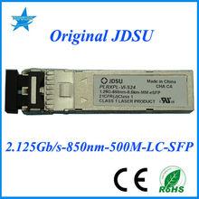 Original JDSU PLRXPL-VI-S24 2.125Gbps 13100nm 2Km WTD fiber optic module fiber optic curtain
