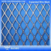 Special Size Aluminum Expanded Metal Mesh Decorate Construction To Protect Wire Mesh Grill Expanded Metal Mesh Sheet Metal