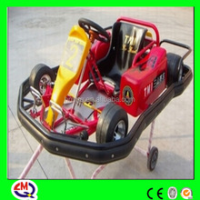 Kids attractions!!!colorful exciting amusement fast electric go kart for sale