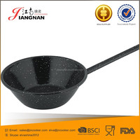 Korea Enamel Non Stick Excellent Ceramic Coating Electric Cooking Pan