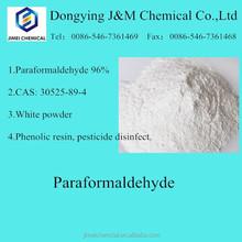 CAS 30525-89-4 Paraformaldehyde 96% powder