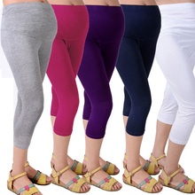 2014 Women Maternity Clothing Spring Summer Cotton Legging Maternity Pants Maternity Leggings Pregnant Clothes Pants SV005052