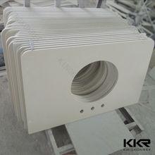 Kingkonree 20mm Artificial stone Vanity Top For USA market