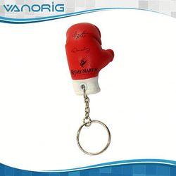Factory Wholesale Eco Friendly Promotion fancy key rings