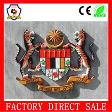 custom car emblem badge logo/National Insignia (HH-emblem-001)