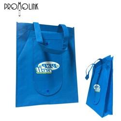 folding logo printing non-woven bag big shopping bag