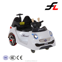 2015 new reasonable price high quality kids ride on remote control power car