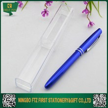 Free Samples Clear Plastic Pencil Case