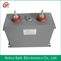 AC filtering, filtering/snubbering, line current reduction capacitor