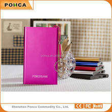 wholesale New Original Product New OEM for Smartphone 5000 mobile power bank