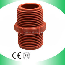 Ningbo Port Pipe Fitting NEW PPH Nipple/Male Adapter