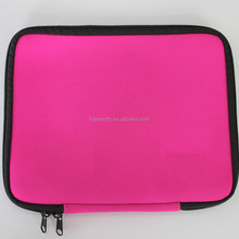 "10"" double used Neoprene Laptop Sleeve,computer tote bag"