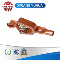 300A large copper alligator clips/alligator clips wholesale