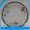Bath Body Works WHITE BARN ceramic plate