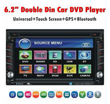 Best price for Android two din in dash Touch TFT Screen universal car audio, Bluetooth, TV,car audio gps