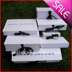 SALE! White Gift Matt Box Folding Design For Dresses Wedding Box Packing Customized Box Wholesale