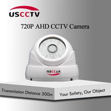 CCTV Dome Case 24 pcs IR led camera
